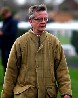 Coneygree's trainer Mark Bradstock. Photo: Charlie Crowhurst/Getty Images