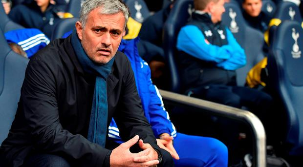 As Jose Mourinho's position as Chelsea boss becomes more tenuous, Guus Hiddink (top) and Diego Simeone have emerged as the leading short-term and long-term candidates (Getty)