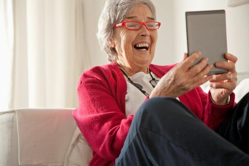 Half of Irish people over the age of 60 do not use the Internet