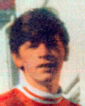 William Nash (19) was shot dead on Bloody Sunday Photo credit: Bloody Sunday Trust/PA Wire