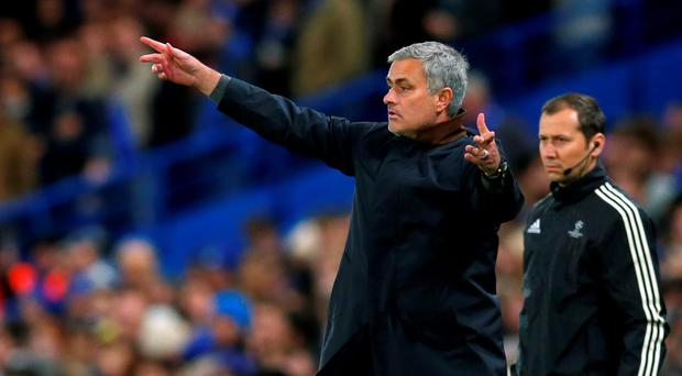 A rupture in the relationship with his players ultimately cost Jose Mourinho his job at Chelsea (Reuters/Eddie Keogh)