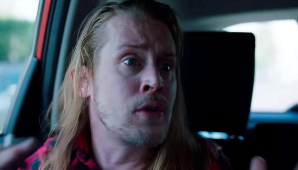 Macauley Culkin reprises the role of Kevin McAllister from Home Alone