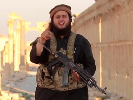 Former German Isis militant Harry S claims he witnessed executions carried out by Austrian Islamist, Mohamed Mahmoud (pictured), in Palmyra YouTube