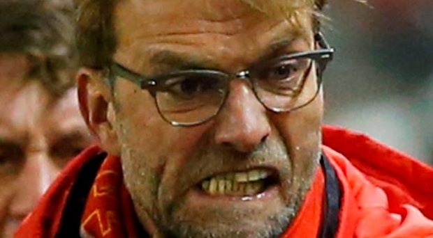 Liverpool manager Jürgen Klopp Photo: Reuters / Carl Recine