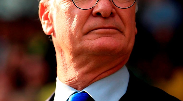 Manager Claudio Ranieri has overseen an exciting season at Leicester Photo: Stephen Pond/PA Wire