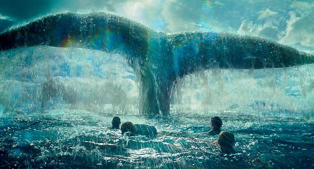 Director Ron Howard gets to grips with the real story of the whalers who inspried Moby Dick.