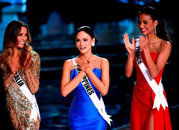 Miss Universe Winners List With Pictures 2015
