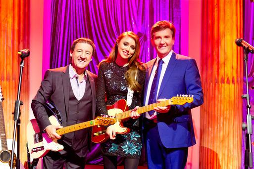 Daniel O'Donnell and Friends Christmas Special, Stephen's Day, RTE One, 9.20pm