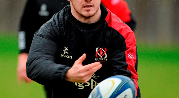 Ulster's Paddy Jackson. Picture credit: Oliver McVeigh / SPORTSFILE