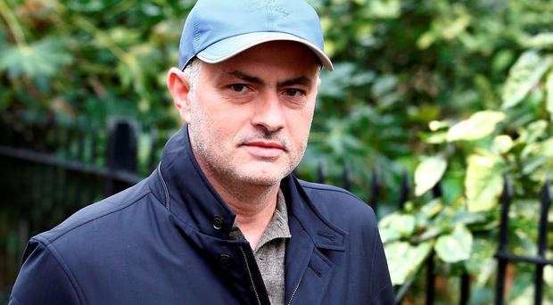Reports in Spain suggest Real Madrid wish to hire Jose Mourinho. GETTY