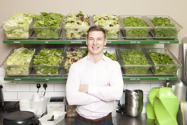 Chopped managing director and co-founder Brian Lee
