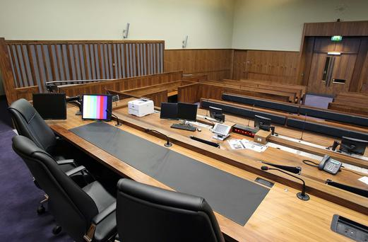 The Special Criminal Court. Photo: Collins