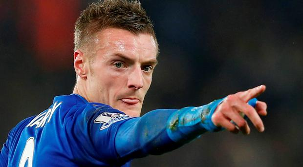 Top-of-the-table Leicester are determined to hold on to Vardy and will offer him a new contract and wage rise, but that is unlikely to stop Chelsea testing their resolve by making a January bid. Action Images via Reuters / Carl Recine