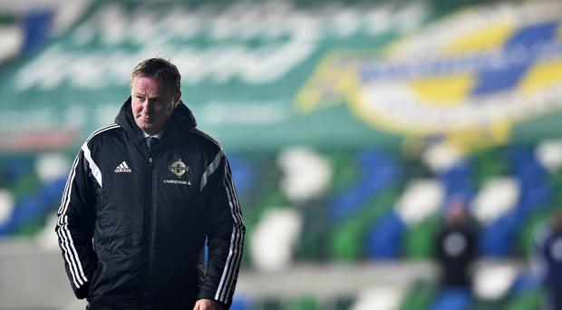 For O'Neill this year has been the greatest of his footballing life. Photo by Charles McQuillan/Getty Images