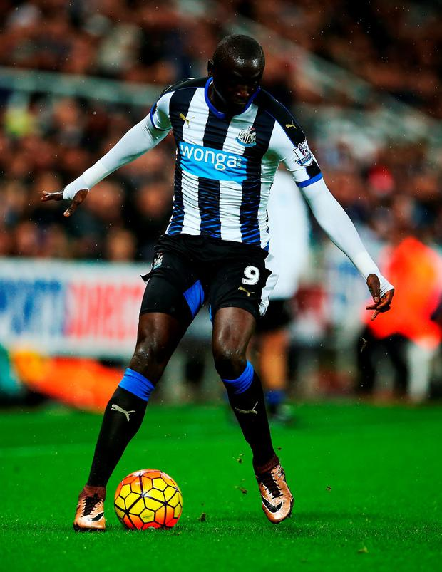 Papiss Cisse (Getty)
