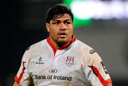 Ulster's Nick Williams
