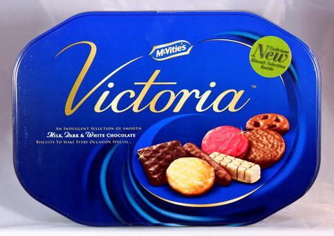 McVities Biscuit tin