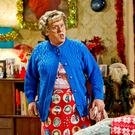 Brendan O'Carroll as Mrs Brown.