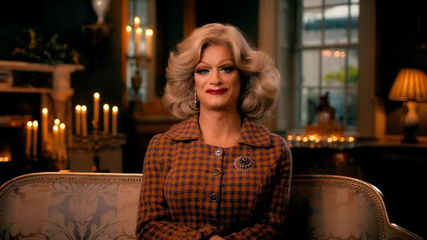 Queen of Ireland Panti goes head-to-head with the Queen of England for a special Christmas message on Christmas Day. Queen of Irelands Christmas Message airs at 3pm on Christmas Day, on TV3