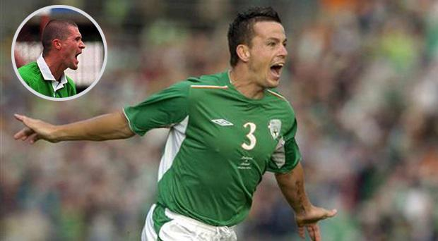 Ian Harte won 63 caps in an Ireland career that spanned 11 years