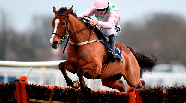 Faugheen ridden by Ruby Walsh before winning the williamhill.com Christmas Hurdle during day one of the William Hill Winter Festival at Kempton Park Racecourse. PRESS ASSOCIATION Photo.