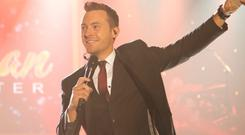 Country singer Nathan Carter on RTE