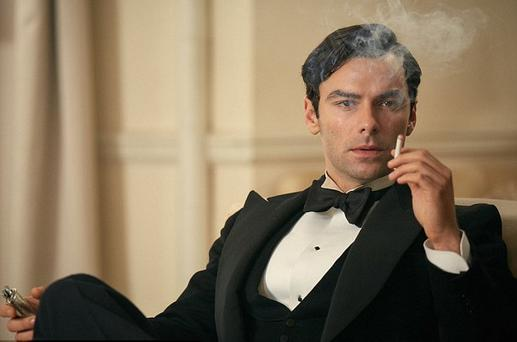Aidan Turner in BBC One's And Then There Were None