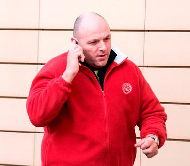 Charges against Martin Walsh, of Rowlagh Gardens, Clondalkin, included assault, trespass and possession of weapons.
