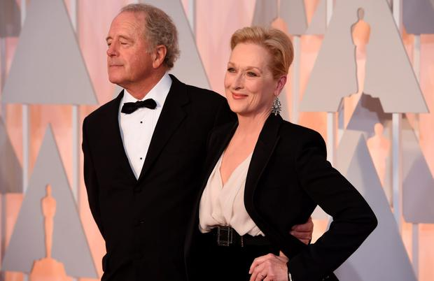 Meryl Streep (pictured with husband Don Gummer) is queen. And always will be.