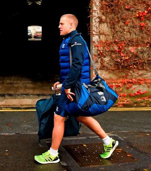 Ian Madigan is to pack his bags for France at the end of the season. Photo: Ramsey Cardy / Sportsfile
