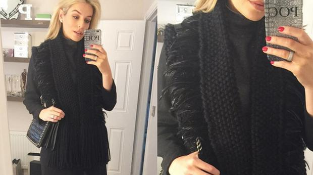 Pippa O'Connor prepares for Leopardstown Races