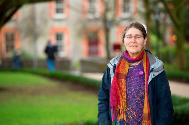 Justice seeeker: Micheline Sheehy Skeffington's grandfather was murdered during the 1916 Rising
