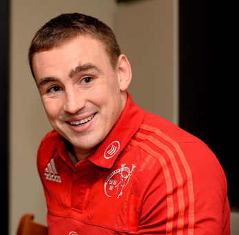 Munster and Ireland flanker Tommy O'Donnell has spoken about the injury hell that cruelly ruined his World Cup hopes (Photo: Sportsfile)