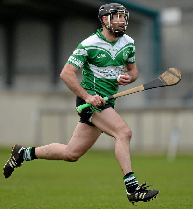Lucan Sarsfields' Kevin O'Reilly will line out for the Dublin Bus/Herald Dubs Stars against Dublin on Saturday in Stillorgan
