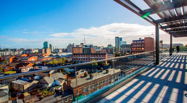 Almost half of the tenants renting in Dublin's Silicon Docks are tech professionals from companies like Google, LinkedIn, Facebook and Twitter.