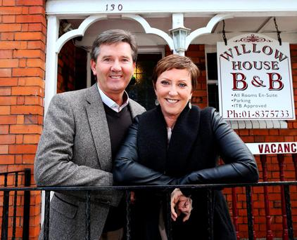 MOST #RELATIONSHIPGOALS COUPLE: Daniel and Majella O'Donnell. Photo: Maxwells
