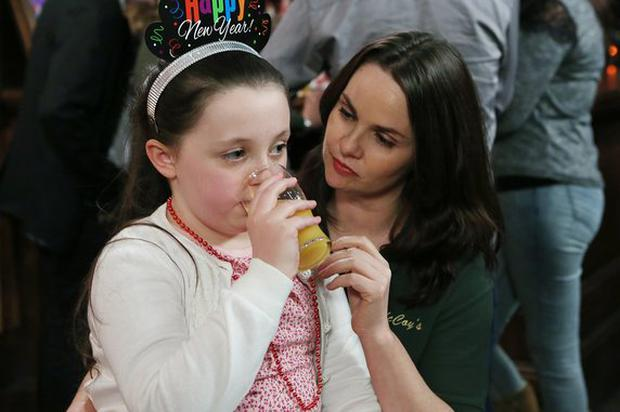 Fair City's Heather drugs her daughter Eleanor