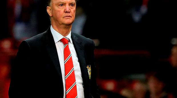 Louis Van Gaal's side have scored just 10 goals in their past 13 games. Photo credit: Martin Rickett/PA Wire