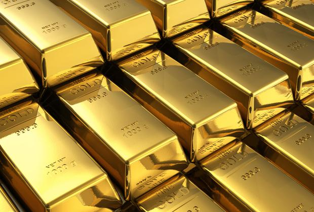 Gold is seen as a safe haven for investors