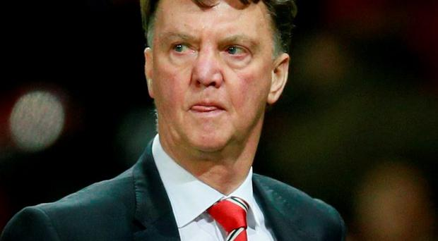 Louis van Gaal: must resolve United's scoring problem. Photo: Jason Cairnduff / Action Images via Reuters