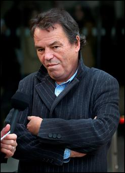 Director Neil Jordan owns two homes on Sorrento Terrace. Photo: Steve Humphreys