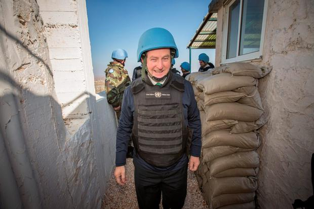 Enda Kenny will be preparing to take the flak and may have to consider defensive manoeuvres ahead of the election. Photo: Mark Condren