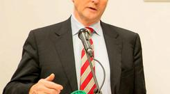 Enda Kenny won the Tell tale of the year award
