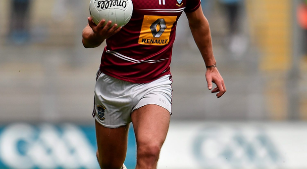 Westmeath's Paul Sharry. Picture credit: Cody Glenn / Sportsfile