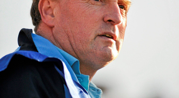 Longford manager Denis Connerton Photo: Pat Murphy / SPORTSFILE