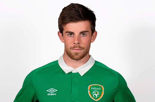 Kenny McEvoy: 'The decision was purely my own and, wherever I go next, I know that I will be happy playing as a first-team player'. Picture credit: Sam Barnes / SPORTSFILE