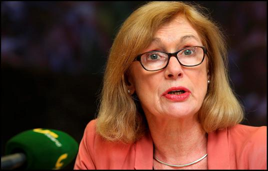Education Minister Jan O'Sullivan. Photo: Steve Humphreys