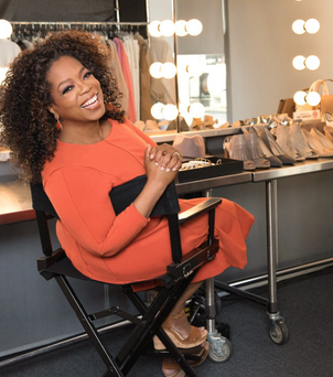 Oprah has become the new face of Weight Watchers World-wide