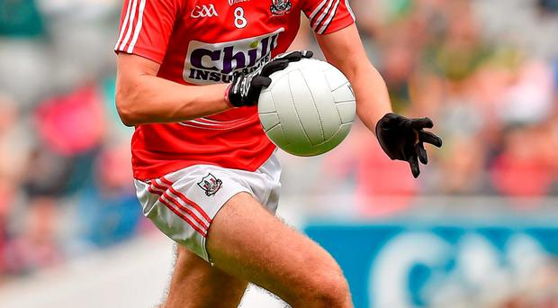 Ian Maguire is hoping to make up for lost time after recovering from injury. Photo: Brendan Moran / SPORTSFILE