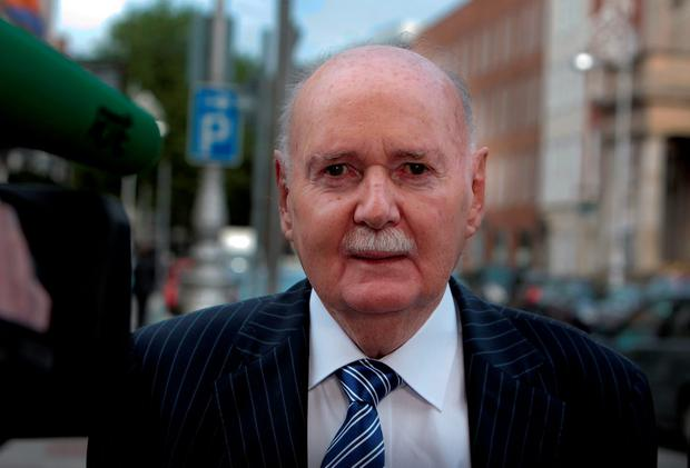 Mr Fingleton claimed that proceeding with the inquiry is a breach of fair procedures and an unlawful breach of his right to a fair hearing. Photo: Tom Burke